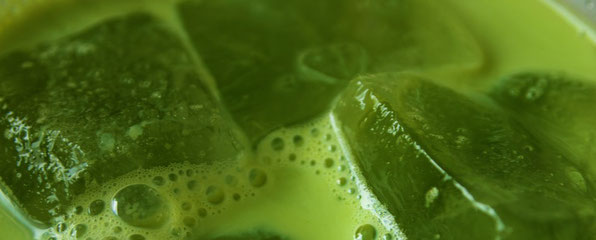 © mhiguera Iced Matcha Flickr