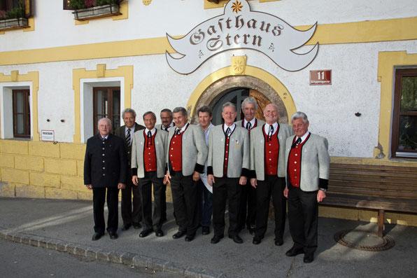 Alois Larcher,  Wendelin Weingartner,  Reinhold Tusch,  Alois Weger(verstorben), Manfred Hofer,  Hans Stern,  Günter Löffler,  Jörg Trenkwalder,  Herbert Slamik,  Hans Egg
