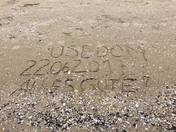 Erster Urlaub mit Baby auf Usedom: Reisebericht auf Mama-Blog Patschehand.de