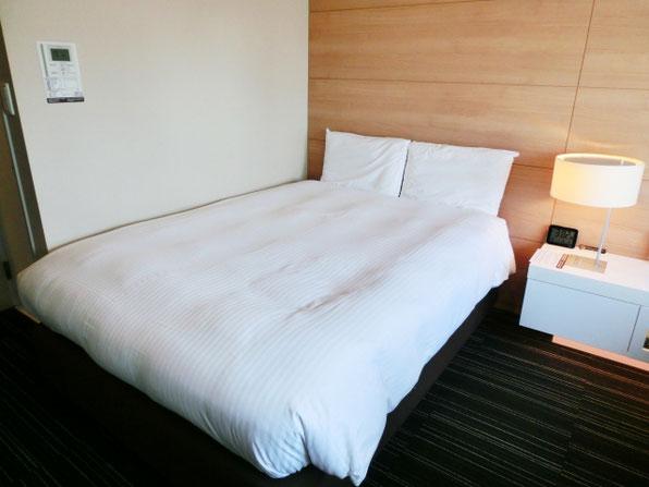 ベッドのサイズは?