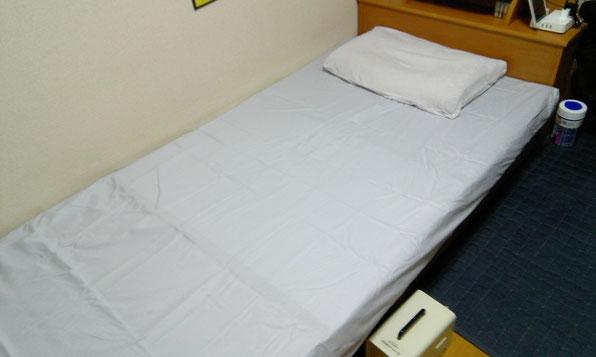 ほとんどのベッドの上に敷けるオーダーマット
