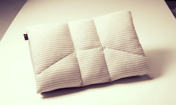 何度でも調整できる枕