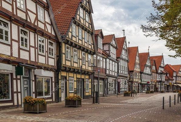 Celle an der Aller - Historische Altstadt