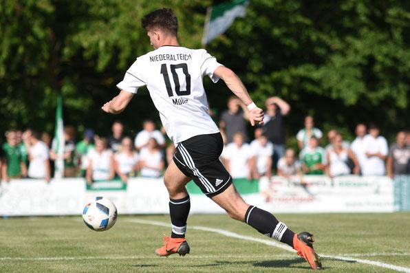 Torschützenkönig der U19 BOL - Marcel Müller