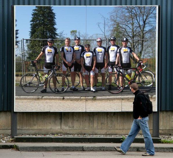 """25.04.2010 RSG Rennteam """"Tour d'Energie von den Terrassen"""
