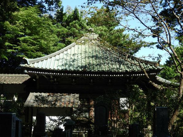 鎌倉安国論寺 161015撮影