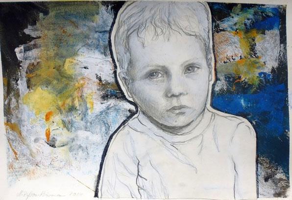 Bild: Jungenporträt