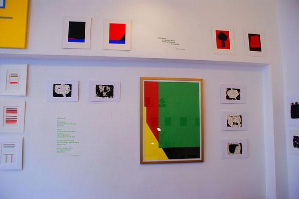 Beni Cohen-Or in der Galerie SEHR 2016
