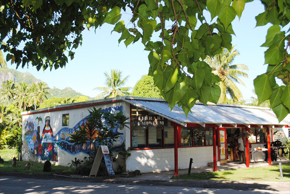 not for profit, history, culture, Cook Islands museum and library society, rarotonga library