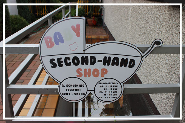 Babysecondhandshop in Wesel