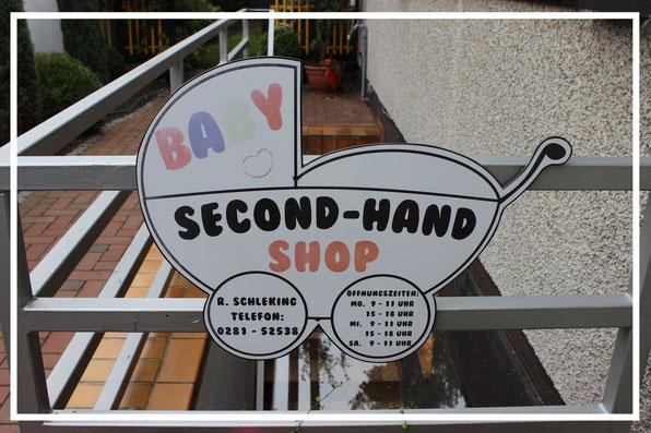 Babysecondhandshop in Wesel