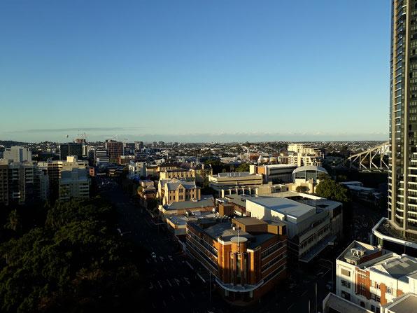 Brisbane CBD Queensland Australia