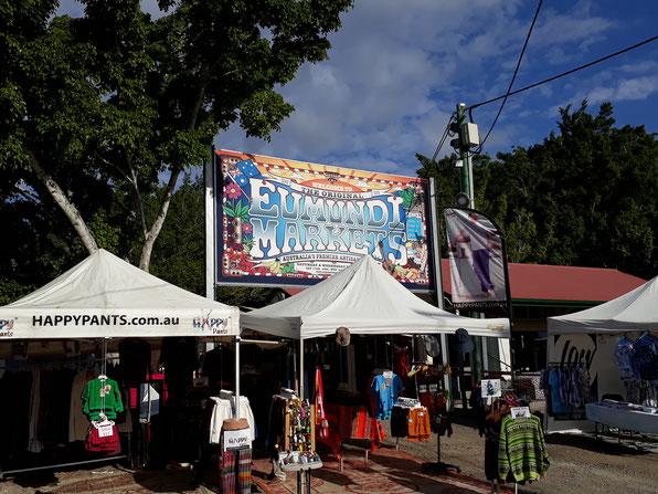 Eumundi Market Noosa Queensland Australia