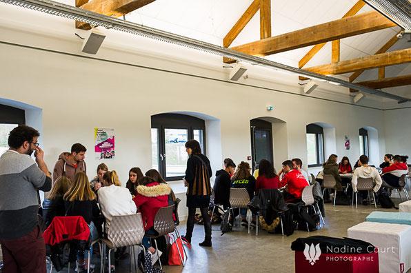 créativité projet pour innovation sociale, intérêt collectif au Campus Passeurs d'avenir - AgiSens