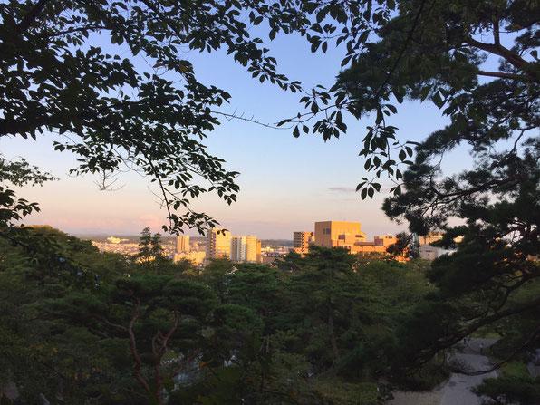 秋田市千秋公園