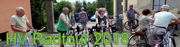Bild: Seeligstadt Heimatverein Radtour 2018