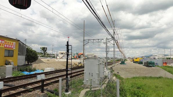 近鉄高架化工事