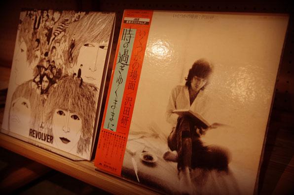 隠岐の島 京見屋分店 blog 沢田研二 レコード