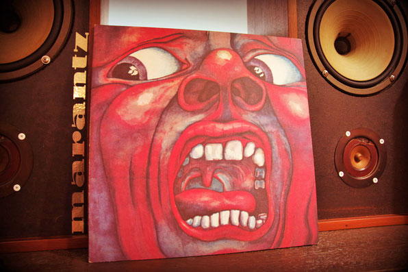 隠岐の島 京見屋分店 blog IN THE COURT OF THE CRIMSON KING