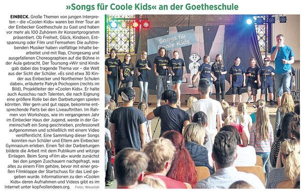 Einbecker Morgenpost vom 03.Juli 2018