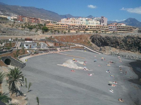 Strand Callao Savaje