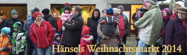 Bild: Wünschendorf Hänsels Weihnachtsmarkt 2014