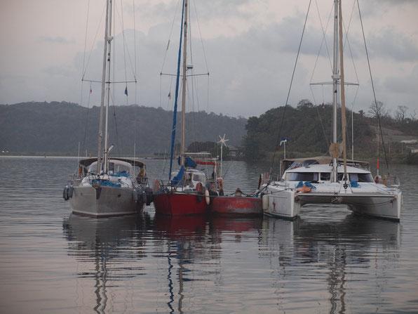 Auf dem zweitgrössten von Menschen geschaffenen See: Übernachten am Lago de Gatun / Central Panama
