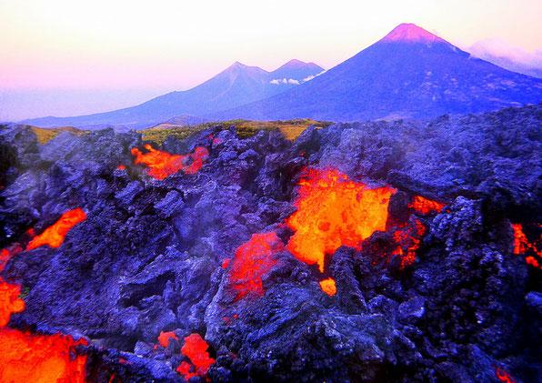 Volcan Pacaya, Antigua, Guatemala