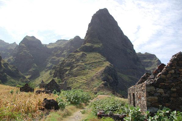 Im Bergland von Sao Antao / Cabo Verde