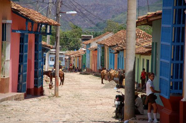 TRINIDAD,  CUBA  4 / 2014
