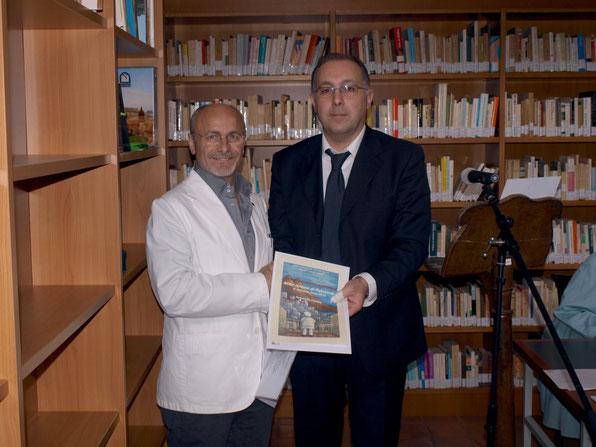 Armando Fusaro e Angelo Cocozza