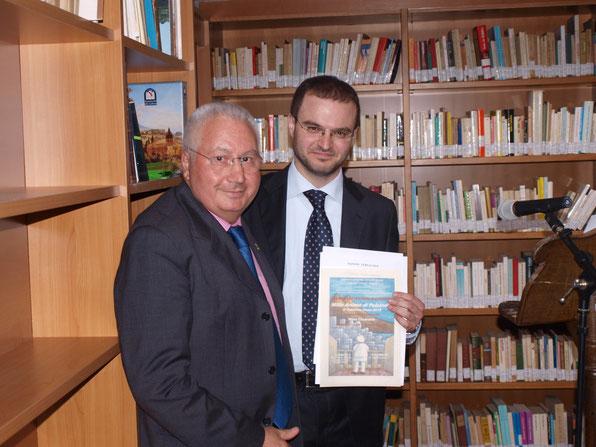 Nino Cesarano e Augusto Petito