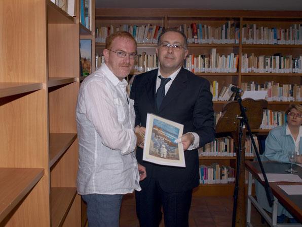 Stefano Peressini e Angelo Cocozza