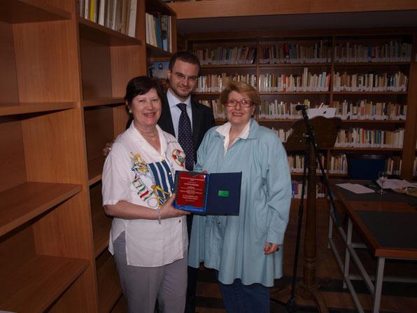 Gabriella Maddalena Macidi, Augusto Petito e Maria Pia De Martino