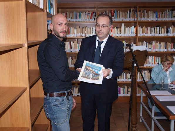 Elio Mancuso e Angelo Cocozza