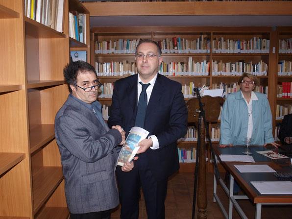 Salvatore Lagravanese e Angelo Cocozza
