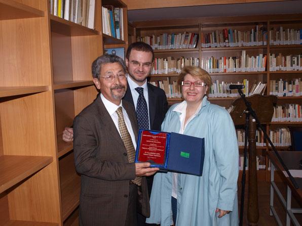 Vincenzo Cerasuolo, Augusto Petito e Maria Pia De Martino
