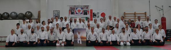 I partecipanti al koshukai