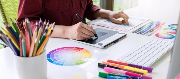 Kreativ-Partner AW (Albert Wiesinger) - Werbeagentur in Eferding (Oberösterreich) - Leistung Grafikdesign und Werbemittelproduktion