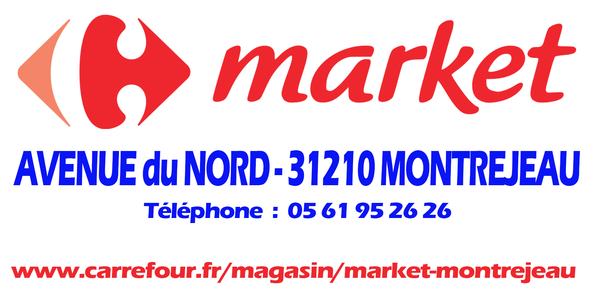 MARKET - Carrefour - Montréjeau