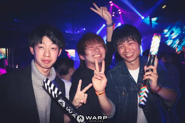 ワープ クラブ 新宿