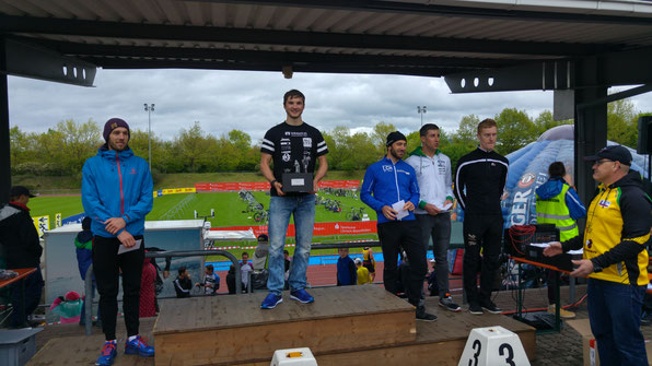 Dominik Sowieja Triathlon Elite Rheinfelden