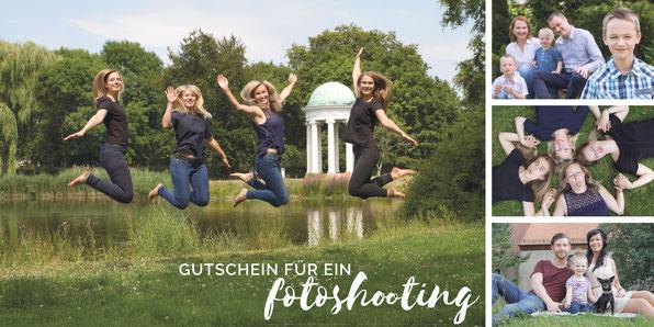 Gutschein für ein Fotoshooting in Leipzig