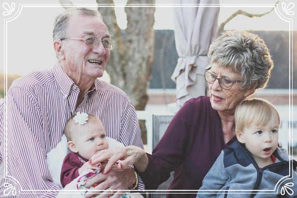Bonne fête des grands-mères