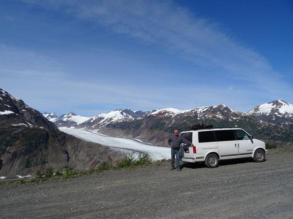 Vanlife in Kanada & Alaska: Hyder, der Salmon Gletscher und viele Bären