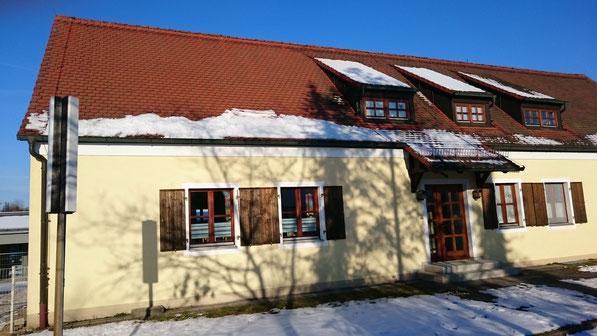Pfarrsaal & Jugendheim im Januar 2015