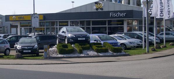 OPEL Fischer Kaltenkirchen - OPEL FWLZ im Norden von Hamburg