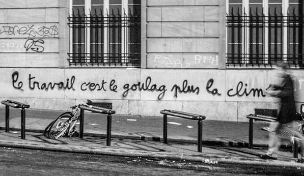 """""""Arbejdet er gulag med klimaanlæg"""" , l'Université  Paris-Sorbonne 2006"""