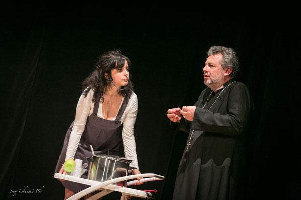 l'Anello dell'Amore - Alessandra Mariani e Sergio Dell'Aquila- teatro Alemanni