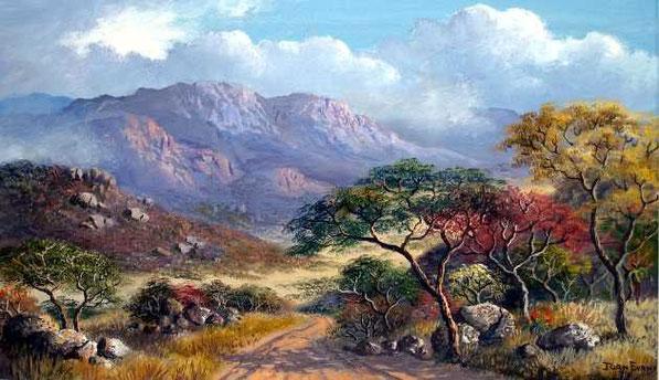 Joan Evans - Rhodesia (1979)